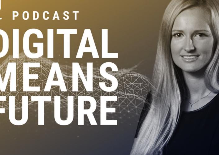 Kto napędza cyfrową transformację w Polsce? Podcast Digital Means Future