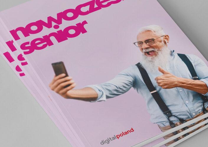 Nowoczesny senior – przewodnik po cyfrowym świecie