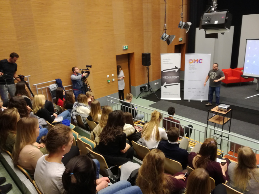 Digital Media Campus   Dziennikarstwo Internetowe