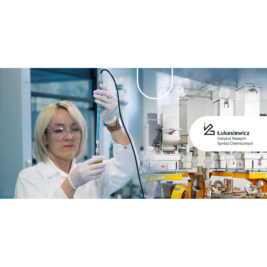 Noc Innowacji w Łukasiewicz – Instytucie Nowych Syntez Chemicznych. Bliskie spotkanie z chemią!