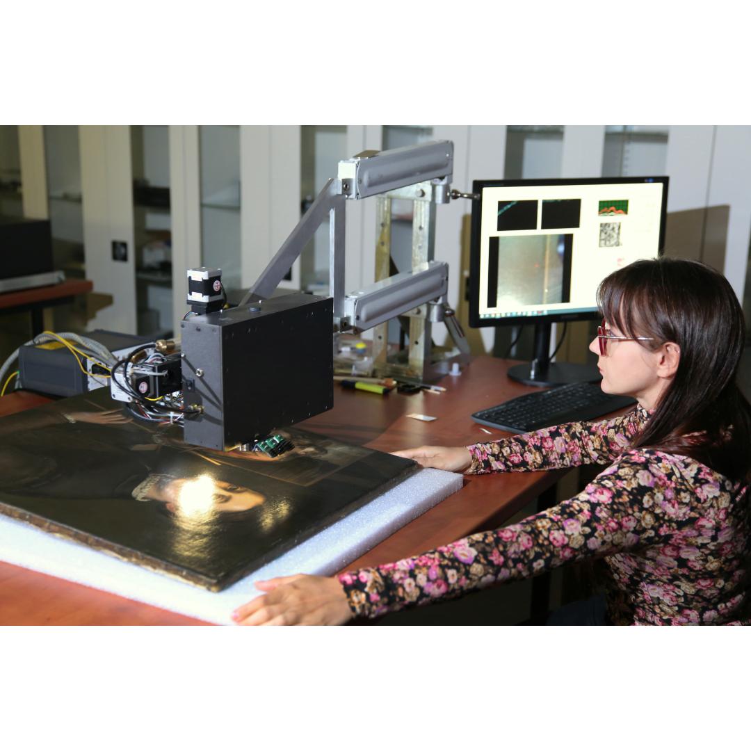 Conservation-Innovation. Innowacyjne metody badań i konserwacji dzieł sztuki | Wydział Sztuk Pięknych UMK