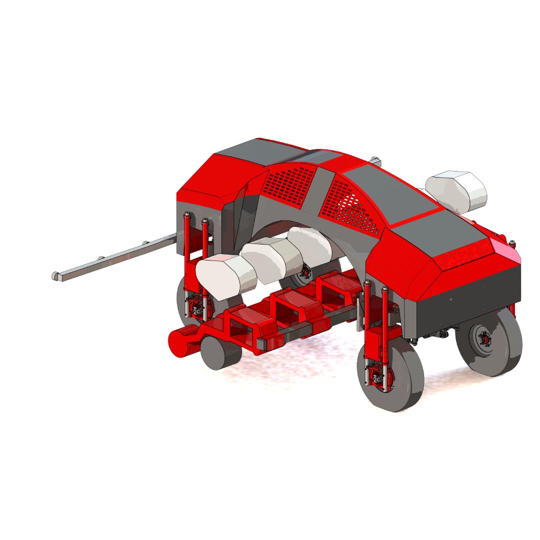Robotyzacja prac polowych