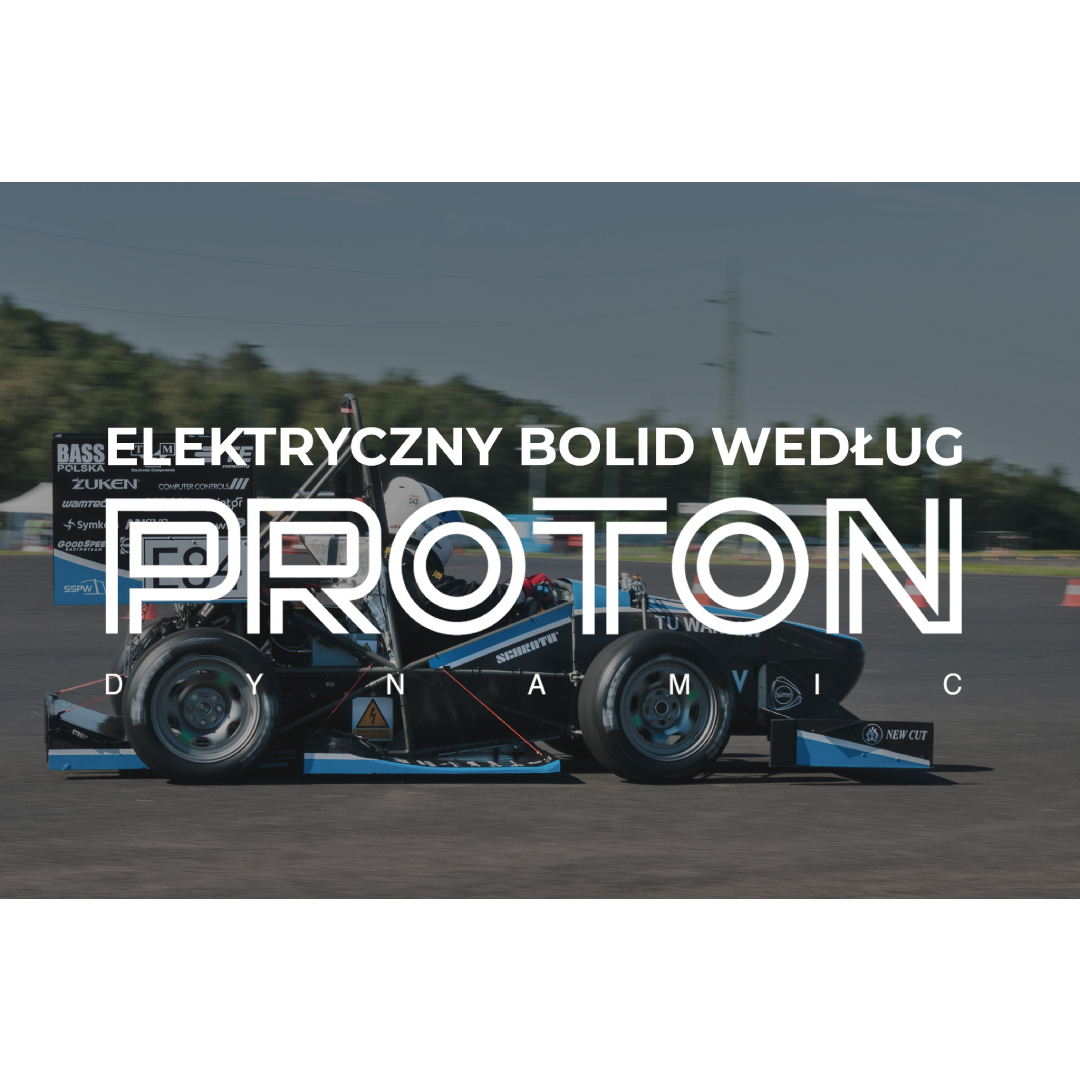 Elektryczny bolid według Proton Dynamic