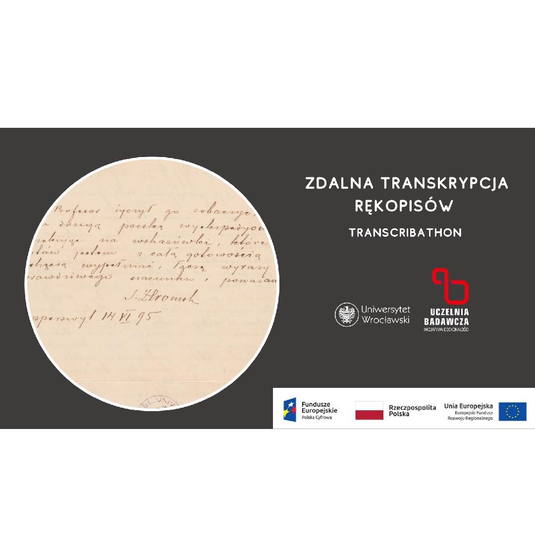 Zdalna transkrypcja rękopisów