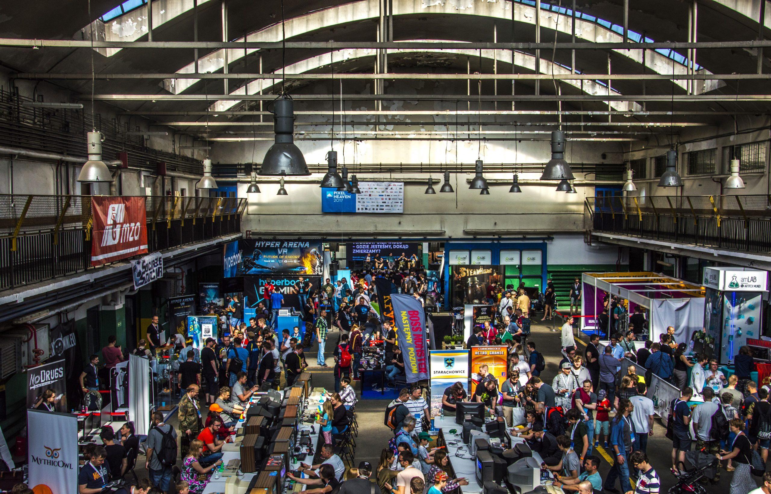 Pixel Heaven Games Festival & More 2021
