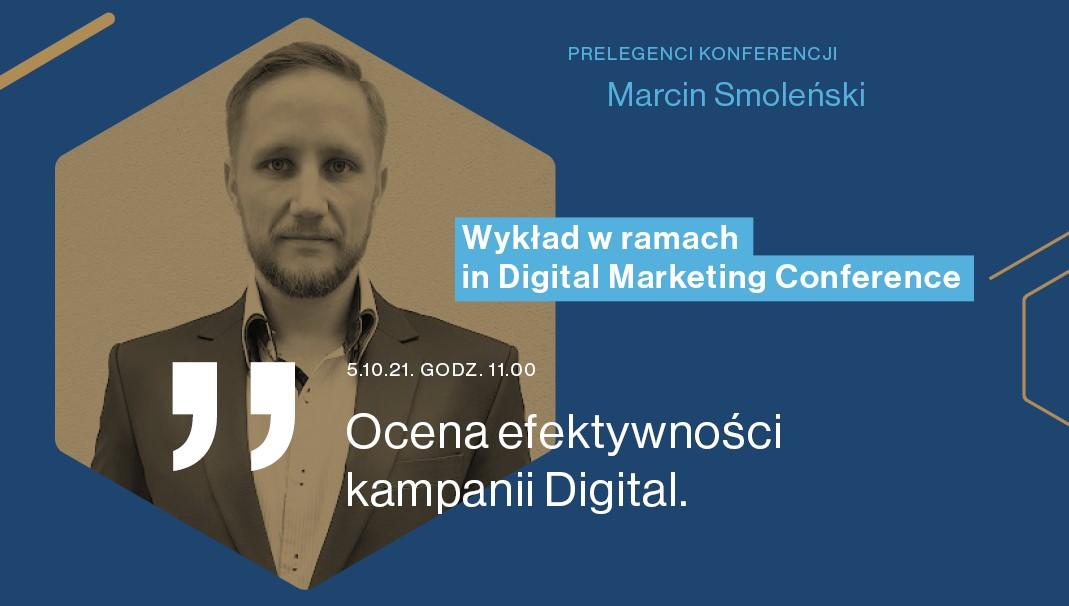 Ocena efektywności kampanii Digital.