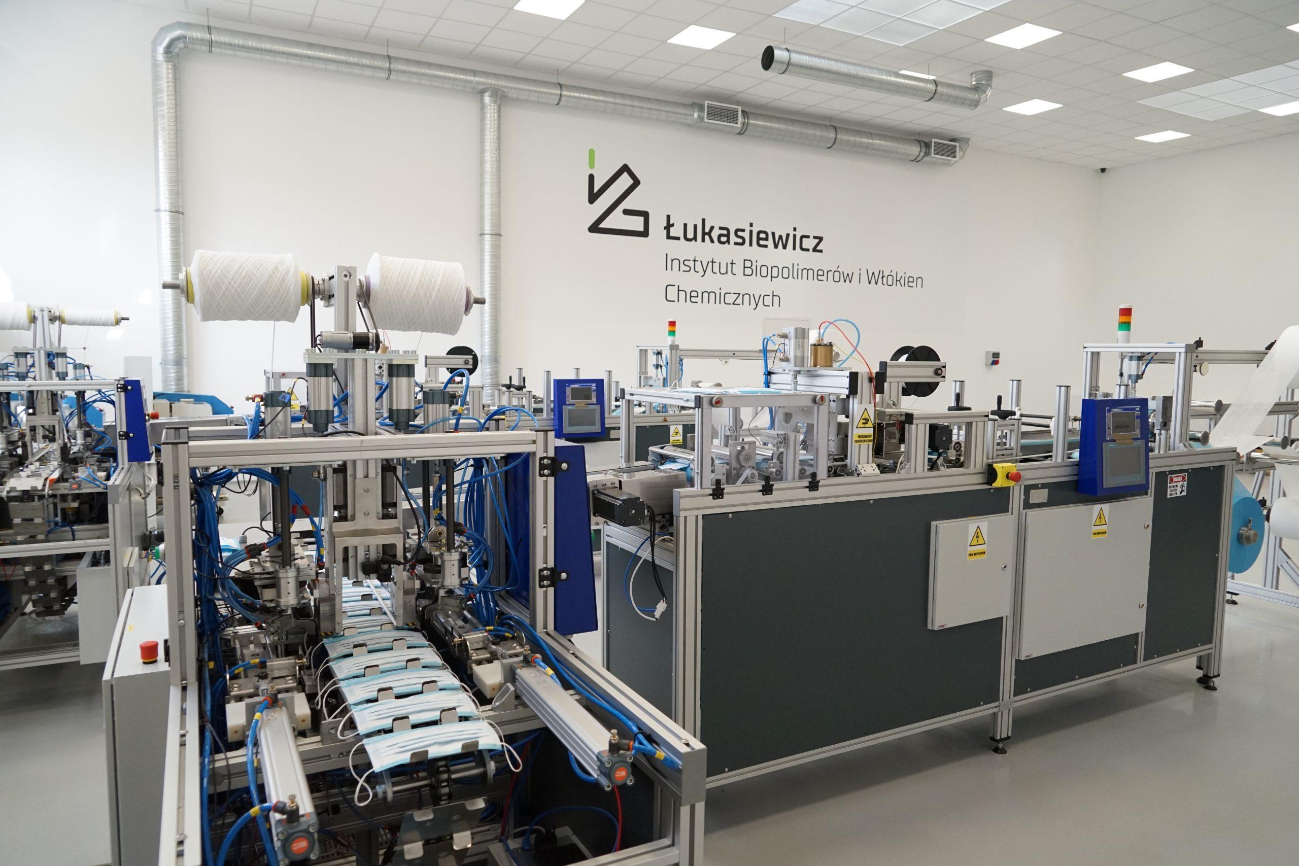 Zmieniamy się dla Was – centrum prototypowania technologii w Łukasiewicz – IBWCh