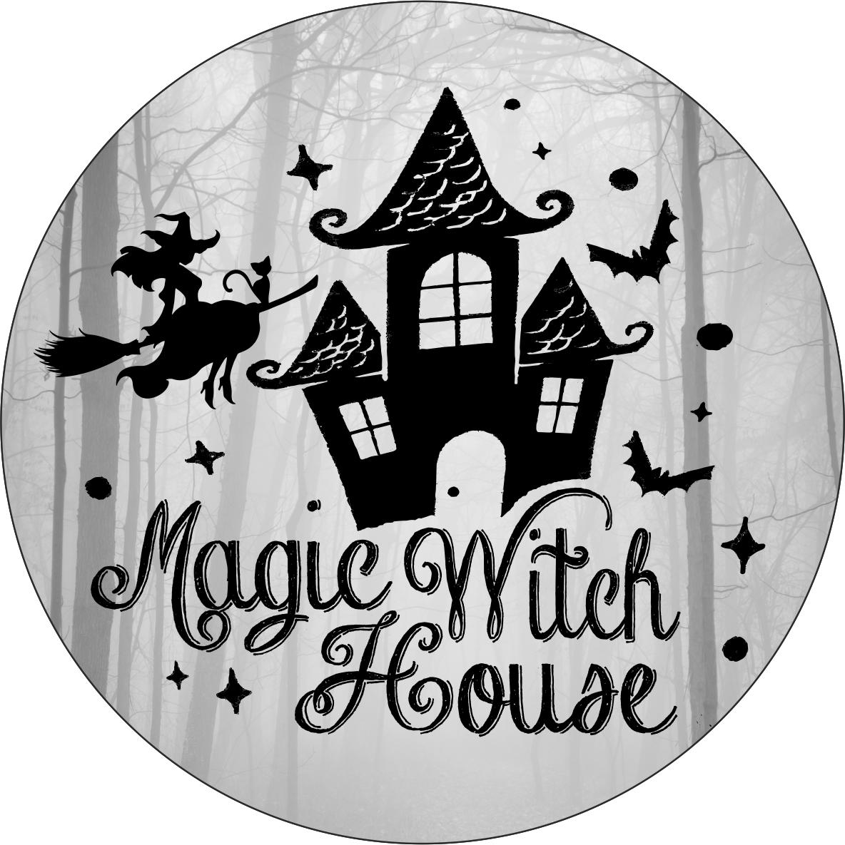 Magic Witch House