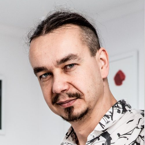 MAREK KASPERSKI
