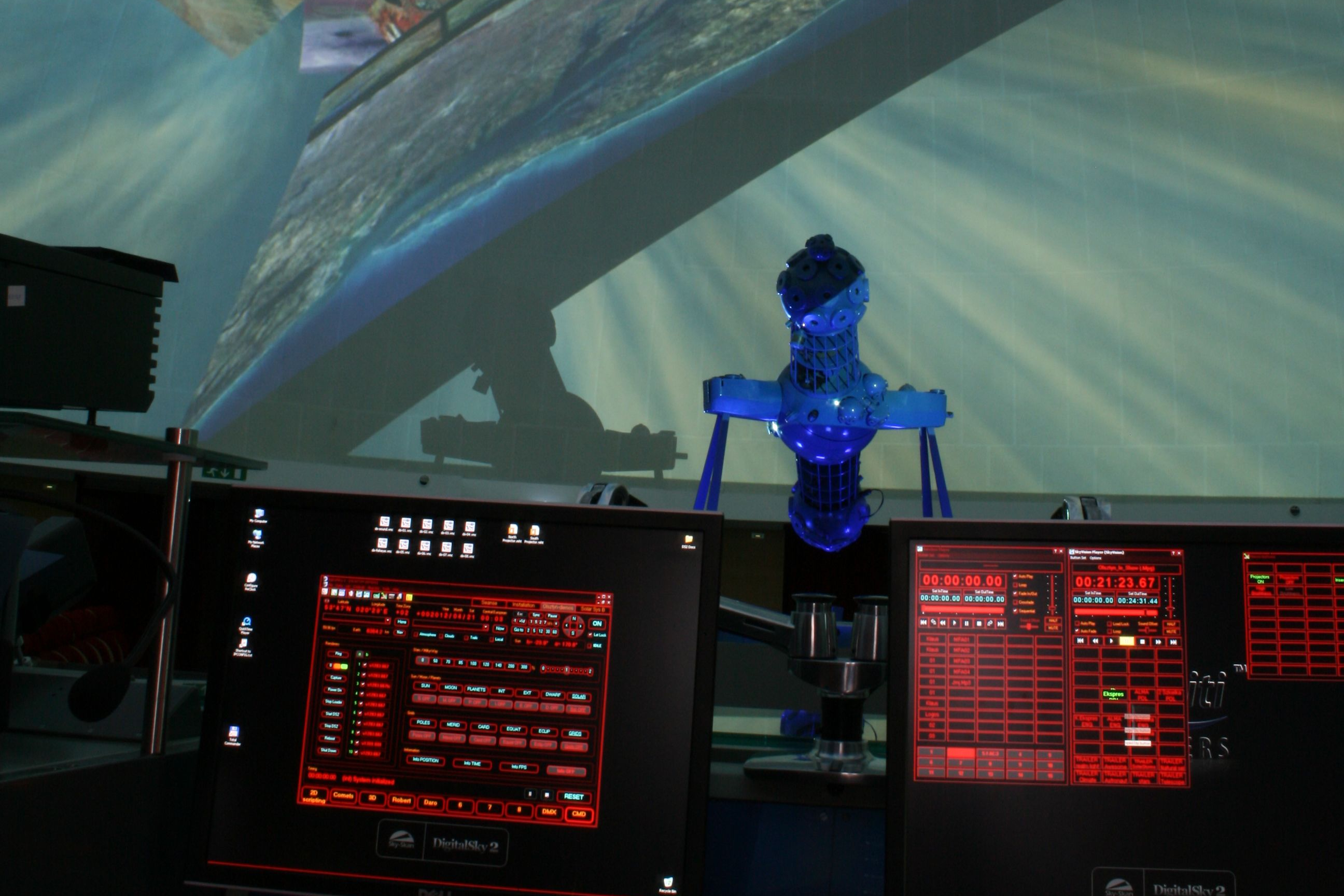 Noc Innowacji 2021 – Opowieści nadzwyczajne, czyli jak działa cyfrowe Planetarium