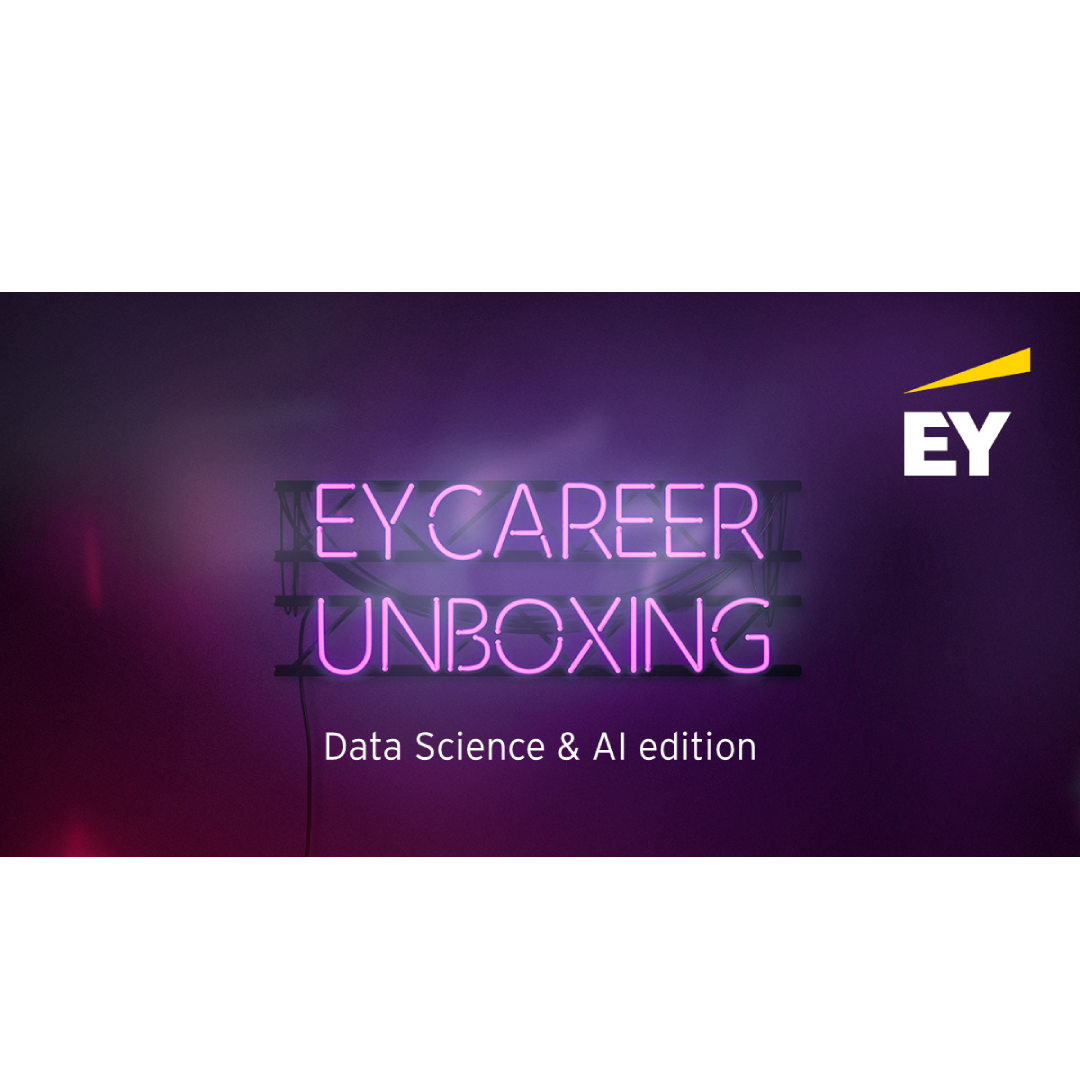 EY Career Unboxing: Data Science & AI edition