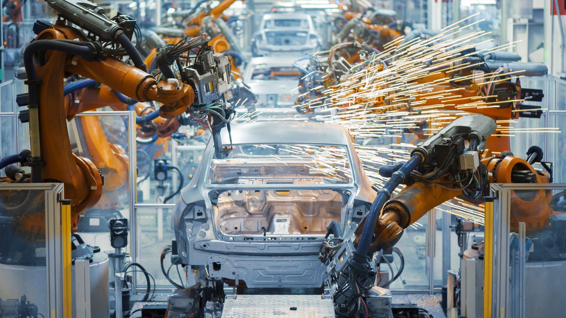 Przemysł 4.0, czyli sojusz dwóch światów: fizycznego i wirtualnego