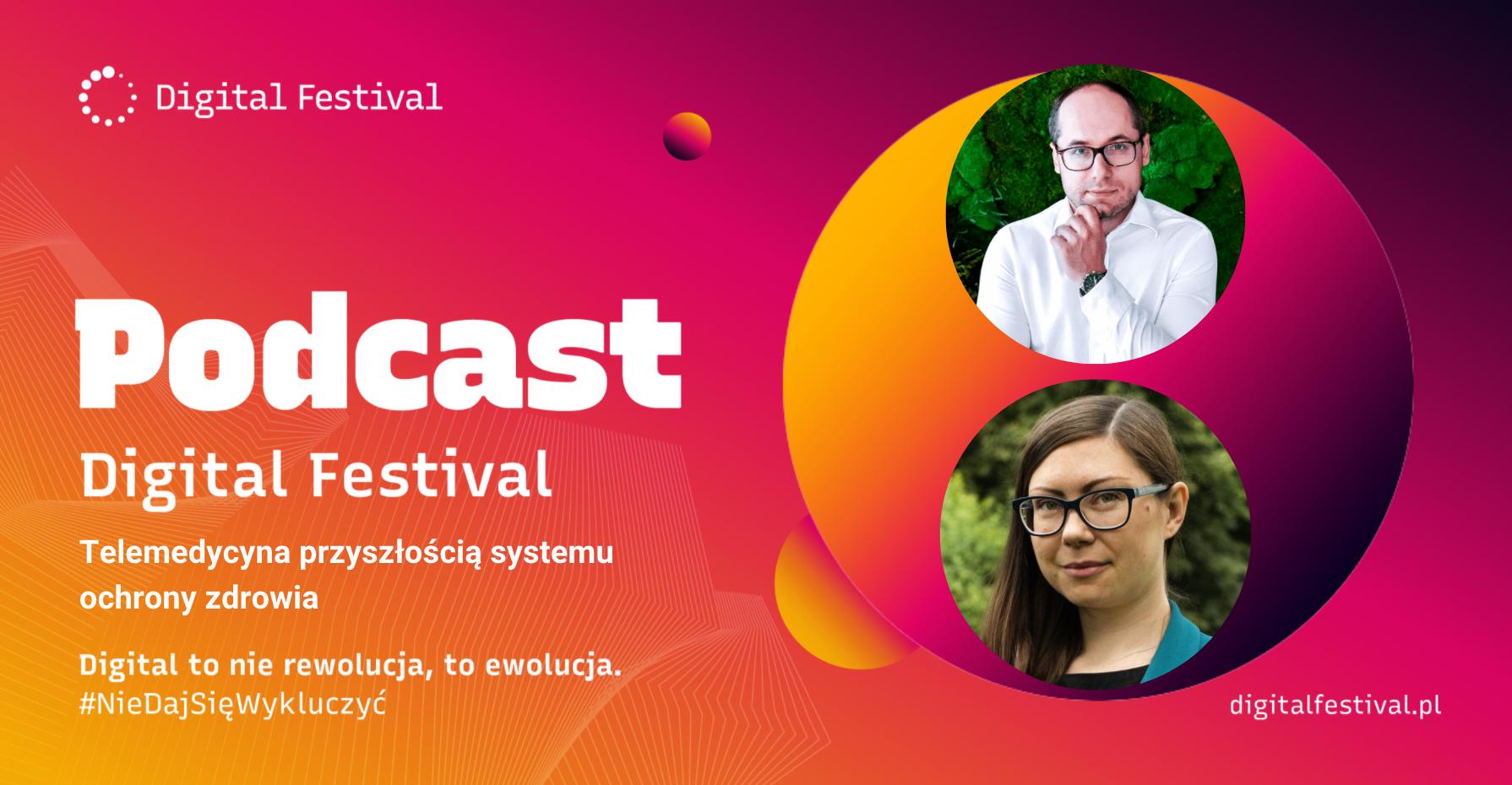 Rozmowy Digital Festival. Jak będzie wyglądała medycyna przyszłości?