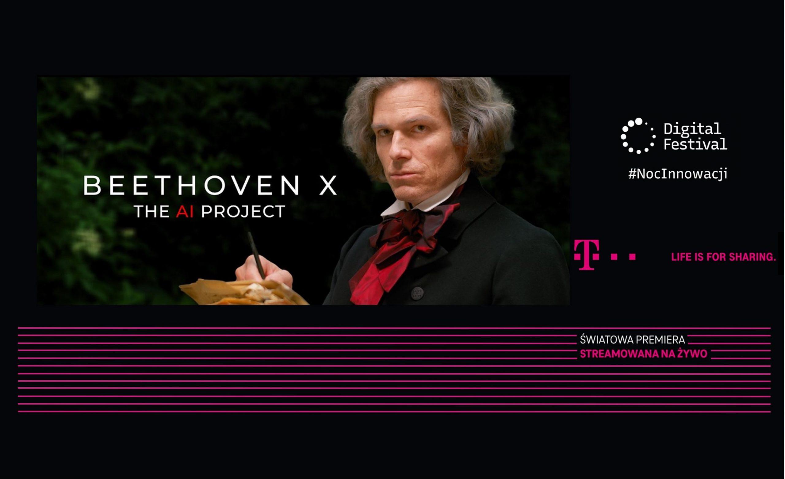 """Światowa premiera ukończonej przez sztuczną inteligencję """"X Symfonii"""" Beethovena"""