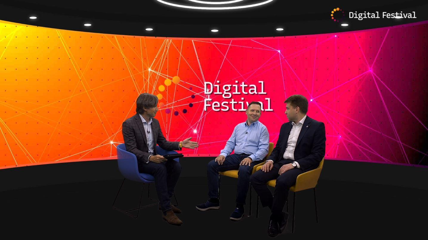 Rozmowy Digital Festival. Innowacja made in Poland